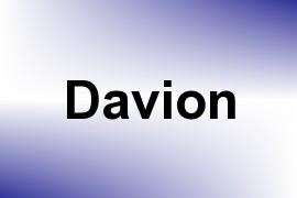 Davion name image