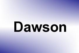 Dawson name image