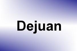 Dejuan name image
