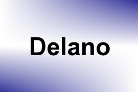Delano name image