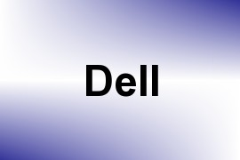 Dell name image