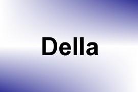 Della name image