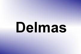 Delmas name image