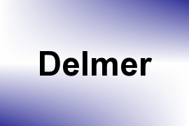 Delmer name image