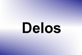 Delos name image