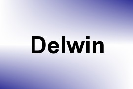 Delwin name image
