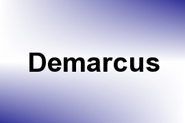 Demarcus name image
