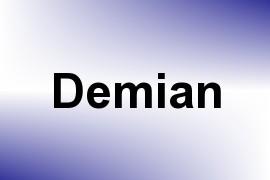 Demian name image