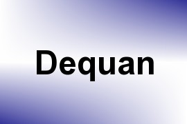 Dequan name image