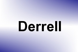Derrell name image
