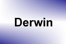 Derwin name image