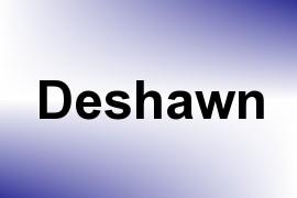 Deshawn name image
