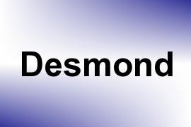 Desmond name image