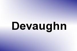 Devaughn name image