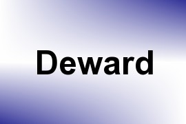 Deward name image