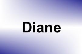 Diane name image