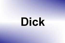 Dick name image