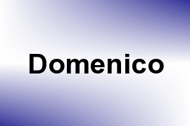 Domenico name image