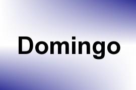Domingo name image