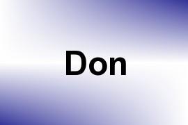 Don name image