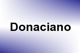 Donaciano name image