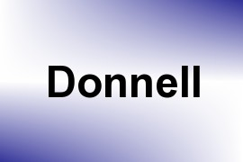 Donnell name image