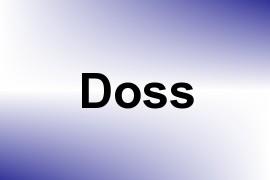 Doss name image