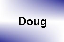 Doug name image