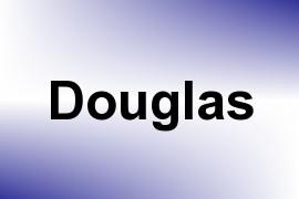 Douglas name image