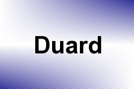 Duard name image