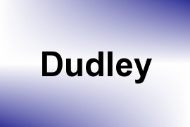 Dudley name image