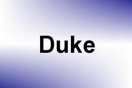 Duke name image