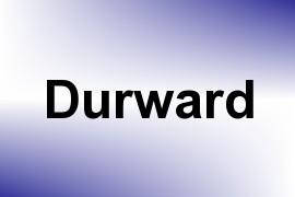 Durward name image
