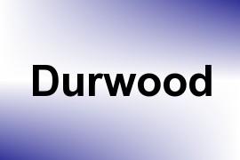 Durwood name image