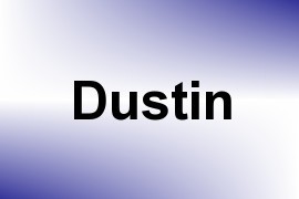 Dustin name image