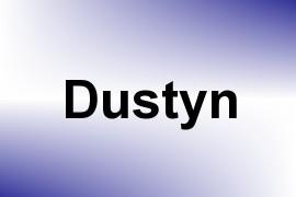 Dustyn name image