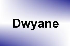 Dwyane name image