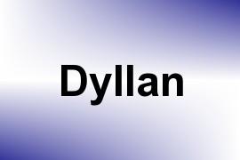 Dyllan name image