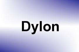 Dylon name image