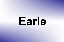Earle name image