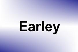 Earley name image
