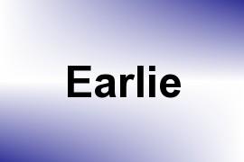 Earlie name image