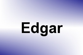 Edgar name image