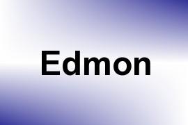 Edmon name image