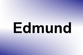 Edmund name image