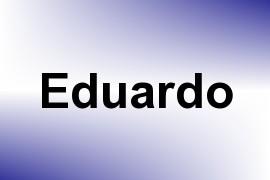 Eduardo name image