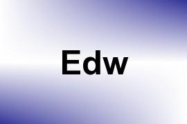 Edw name image