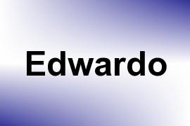 Edwardo name image