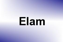 Elam name image