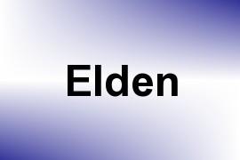 Elden name image
